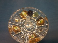 Bowl With Stand Jewelry Rings 71230-57111-090