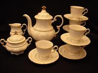 Coffee set, decor 1139