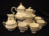 Coffee set, decor 1139, small